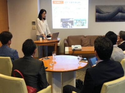 中小企業診断士によるマーケティング講座